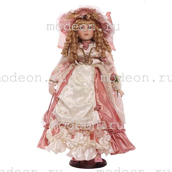 Большая фарфоровая кукла Ксюша, 79см