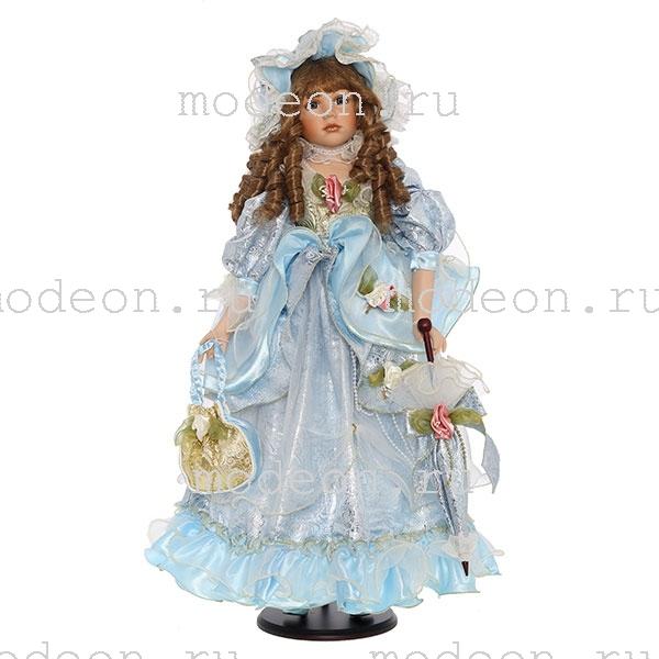 Подарочная фарфоровая кукла Софья, 69см