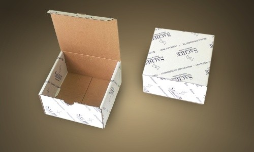 Фирменная упаковка, Sacher