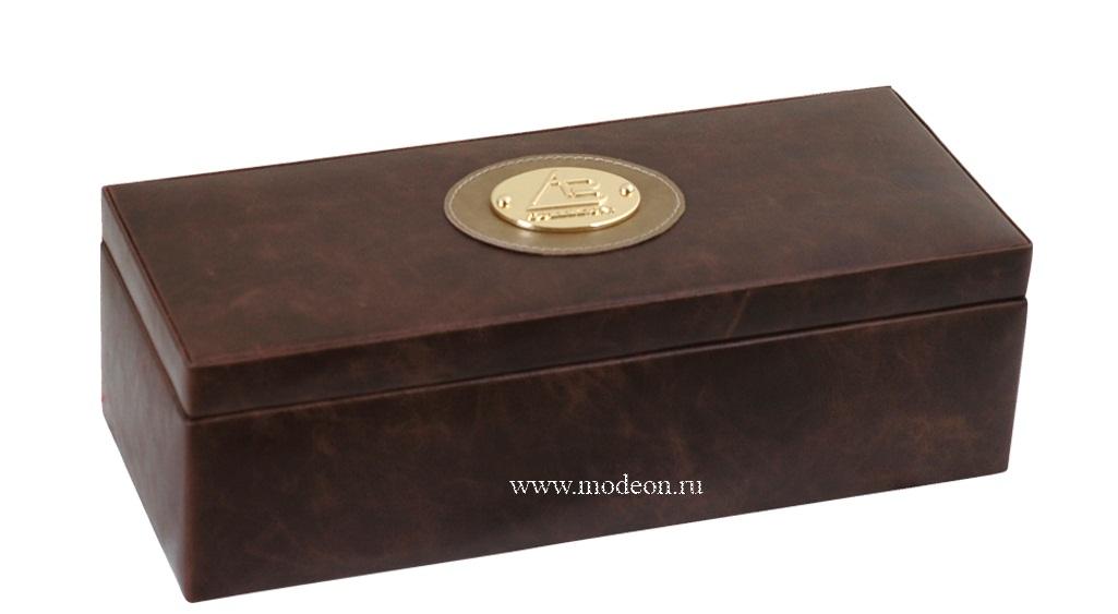 Шкатулка для хранения 5 часов Неаполь, мод34041, ABOX