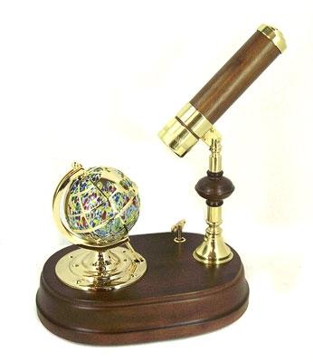Настольный калейдоскоп Земной шар